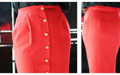 Comment coudre la jupe BARDOT ?