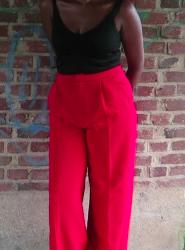 Comment coudre le Pantalon BARBARA ?