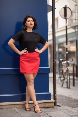 Comment coudre la jupe Nina?